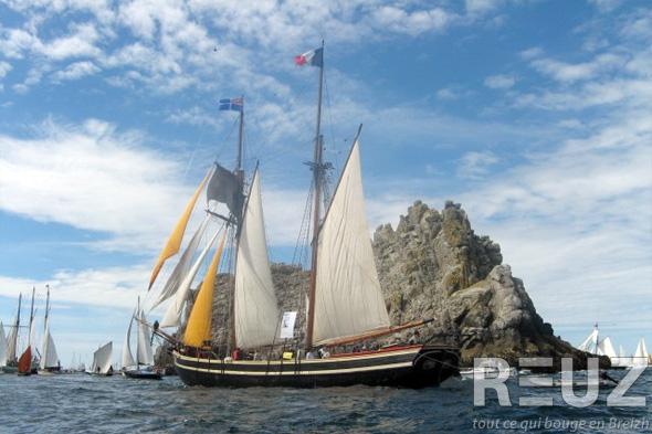 Du reuz à Brest : les Tonnerres de Brest 2012, embarquement immédiat !
