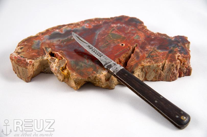 vieux couteau véritable pradel collection reuz