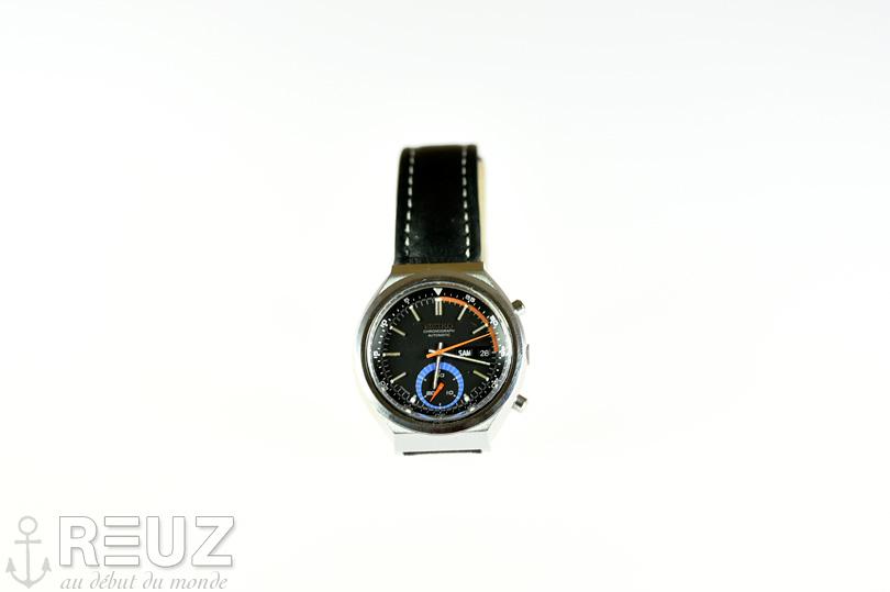 Seiko 6139-7060. L'histoire d'une montre oubliée.