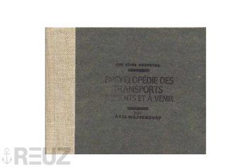 Encyclopédie des transports présents et à venir Schuiten Peeters 1988