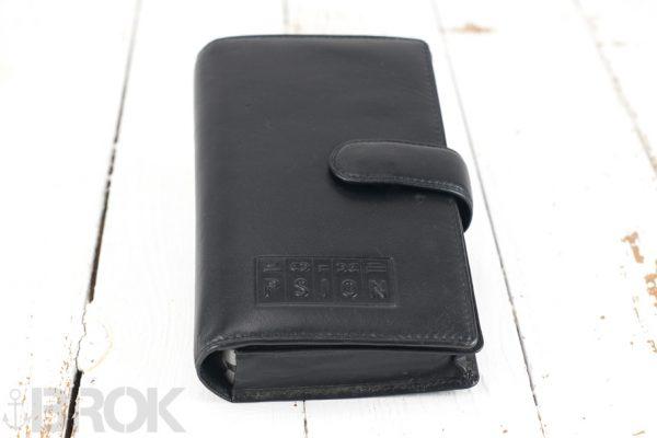 Étui cuir pour ordinateur de poche Psion series 5 état neuf
