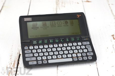 Psion series 3mx clavier azerty PDA vintage en parfait état