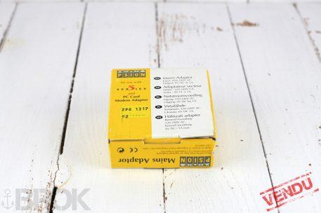 Adaptateur secteur pour Psion series 5mx neuf boîte d'origine