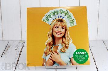 Angèle La Thune vinyle 10 pouces édition limitée et numérotée