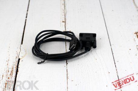 Câble série RS232 pour ordinateur de poche Psion series 3c 3mx ou series 5