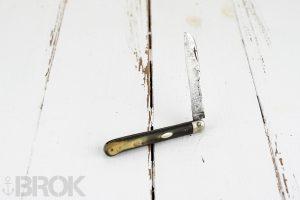 Petit couteau de dame Collas ancien 19è siècle