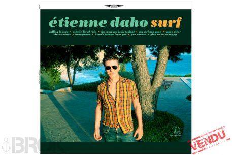 Etienne Daho Surf album perdu vinyle Disquaire day 2020 tirage limité