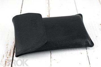 Pochette en cuir Psion pour series 3 ou series 5