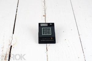 Tableur pour ordinateur de poche Psion series 3a