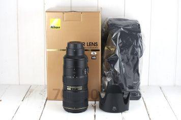 Zoom Nikkor 70-200mm f/2,8G ED VRII trans standard occasion excellent état